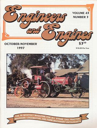 Engineers & Engines, Oct.-Nov. 1997