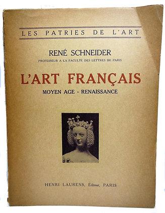 Les Patries De L'Art Francais 1923 (French)