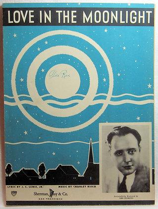 LOVE IN THE MOONLIGHT 1933