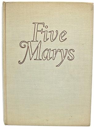 Five Marys by Isabel Warrington 1942 (Catholic)