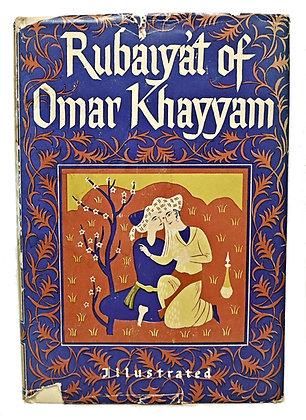Rubáiyát of Omar Khayyám (w/Jacket) Persian Literature