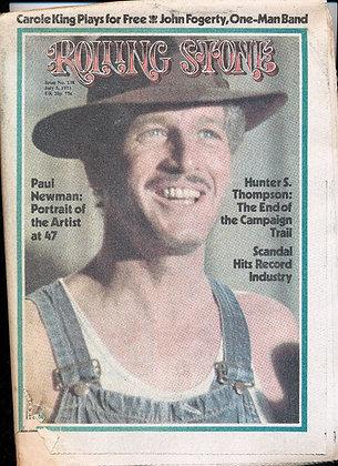 ROLLING STONE (#138) July 5, 1973