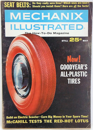 Mechanix Illustrated May 1964