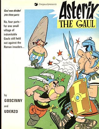 Asterix THE GAUL by Goscinny & Uderzo 1973