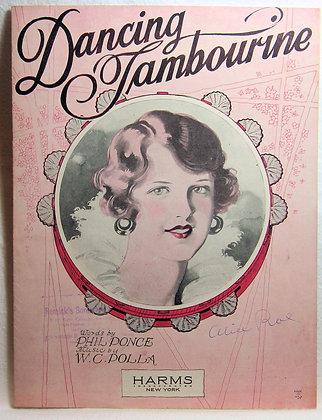 Dancing Tambourine 1927