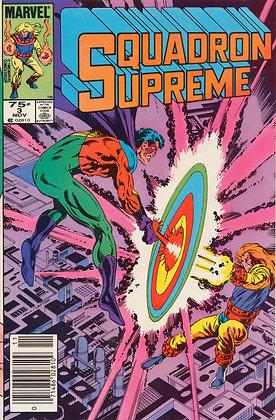 Squadron Supreme, #3 - 1985