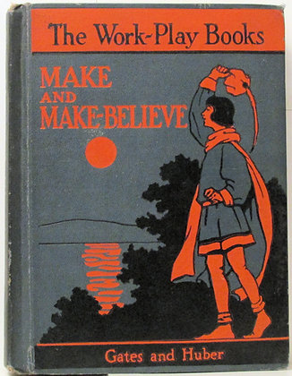 MAKE AND MAKE-BELIEVE 1942 (color illustrated)