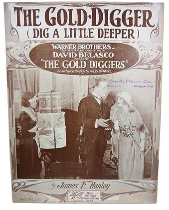 Gold Digger (Dig A Little Deeper) 1923
