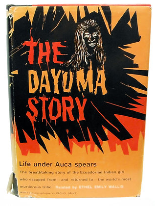 The Dayuma Story by Wallis 1960