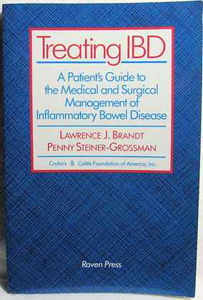 Treating IBD: A Patient's Guide by Brandt