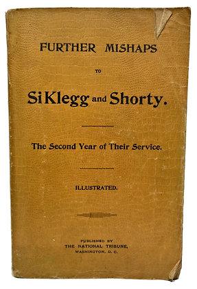 Further Haps & Mishaps 1898 (Civil War stories)