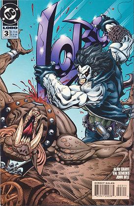 Lobo, #3 - 1994
