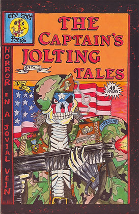 Captain's Jolting Tales, No. 2, 1991