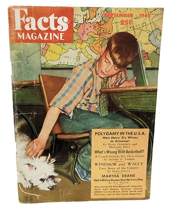 Facts Magazine September 1945