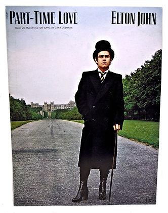 Part-Time Love by Elton John 1978