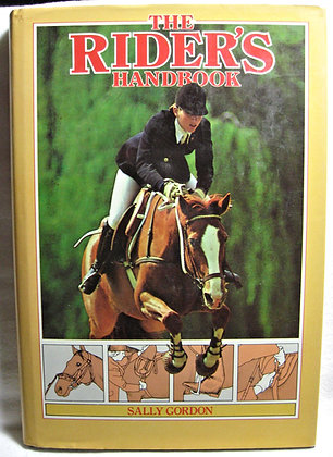 The Rider's Handbook by Sally Gordon 1980