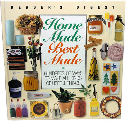 Home Made Best Made Reader's Digest