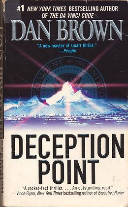 Deception Point by Dan Brown 2002