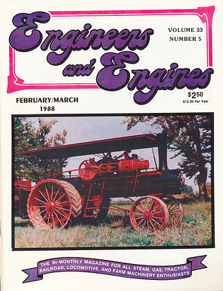 Engineers & Engines, Feb.-March 1988