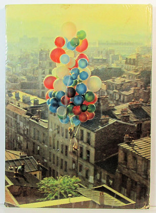THE RED BALLOON by Albert Lamorisse 1956