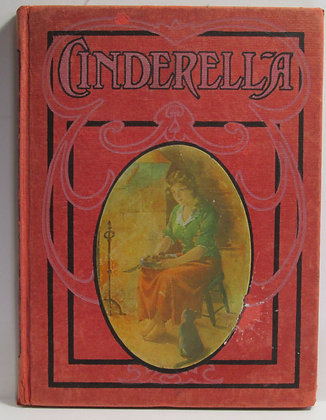 CINDERELLA or THE LITTLE GLASS SLIPPER 1908