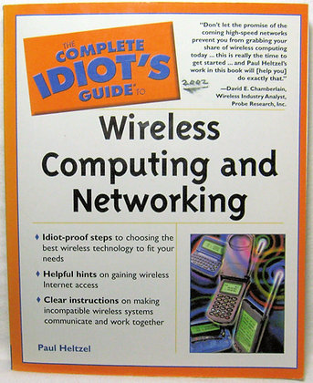 Idiot's Guide to Wireless Computing Heltzel;