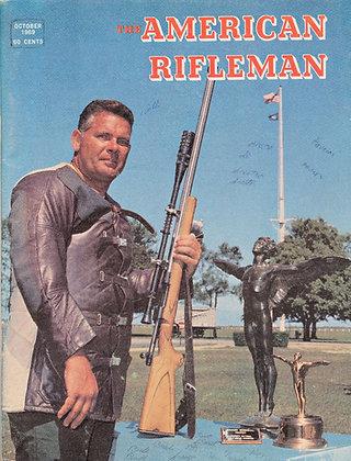 American Rifleman October 1969