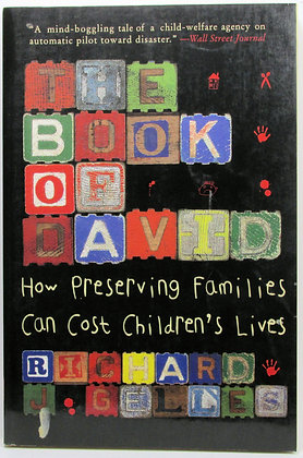 The Book of David: How Preserving Families Can Cost Children's Lives 1997
