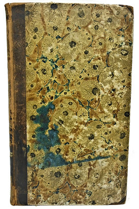 Dutch-English-French Dictionary 1836