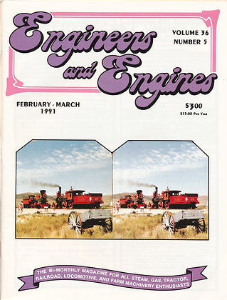 Engineers & Engines, Feb.-March 1991