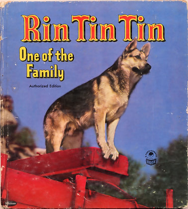 Rin Tin Tin One of the Family 1953