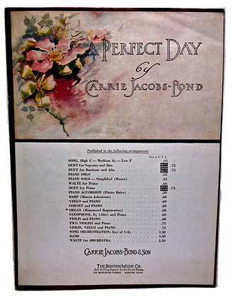 Perfect Day 1916