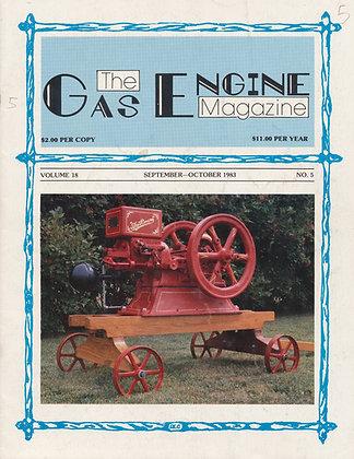 Gas Engine Mag.  Sept.-Oct. 1983