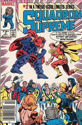 Squadron Supreme, #2 - 1985
