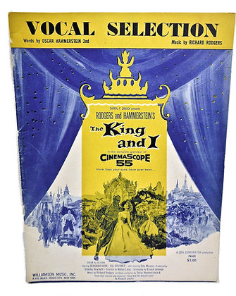 Rodgers & Hammerstein's The King & I (Vocal Selection)