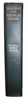 Building the American Nation by Butler 1923