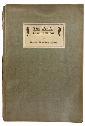 Birds Convention by Myers Audubon 1913