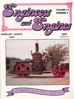 Engineers & Engines, Feb.-March 1990