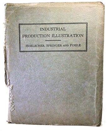Industrial Production Illustration 1943 (Draftsmen & Illustrators)