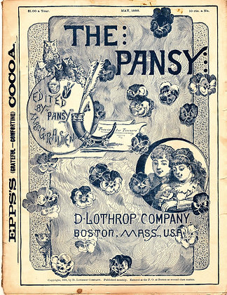 The Pansy (May 1888)