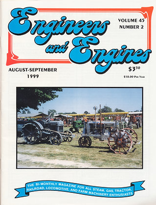 Engineers & Engines, Aug.-Sept. 1999