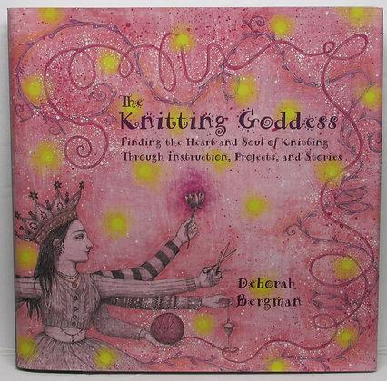 The Knitting Goddess by Deborah Bergman 2002
