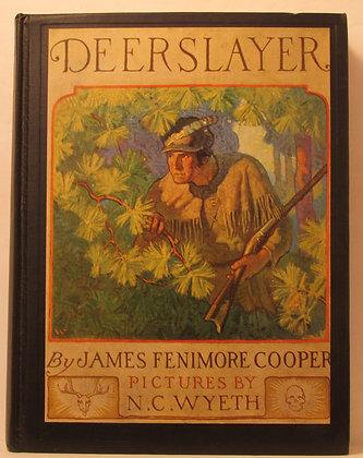 The Deerslayer by James Fenimore Cooper 1929