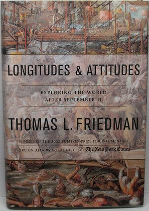 Longitudes & Attitudes: Exploring the World After September 11 (2002)