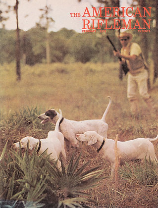 American Rifleman February 1972