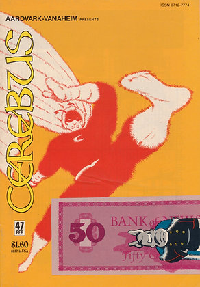 Cerebus, #47 - 1983