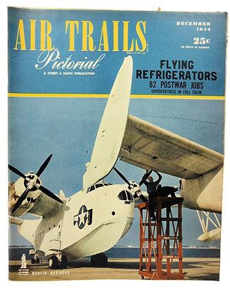 Air Trails (Dec. 1944) Vol. 23, No. 3