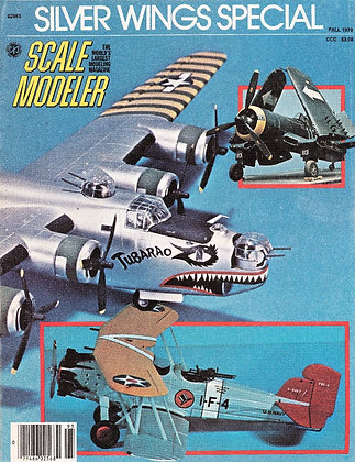 Scale Modeler Silver Wings Fall 1979