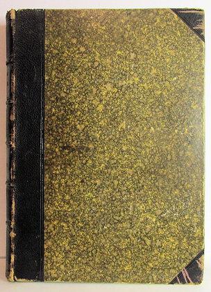 Plastische Anatomie des Menschlichen Korpers (German Artist Anatomy Book) 1886
