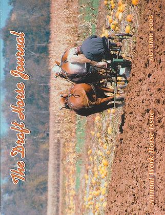 Draft Horse Journal Autumn 2005